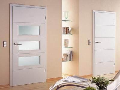 Beltéri ajtó fehér